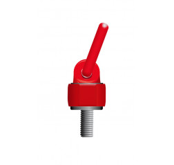 GT Grade 80 Swivel Eye Bolt with Ring
