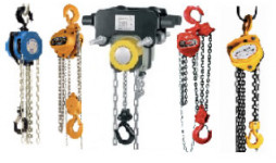 Chain Blocks & Manual Chain Hoists