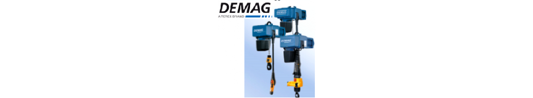 Demag Electric Hoists