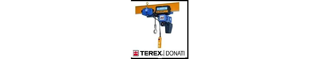 Donati Electric Hoists