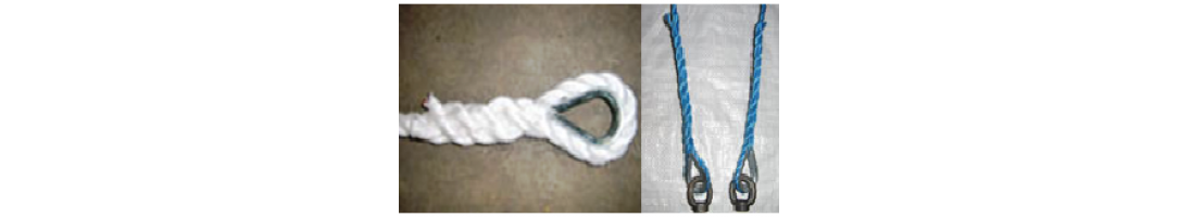 Fibre Rope Slings