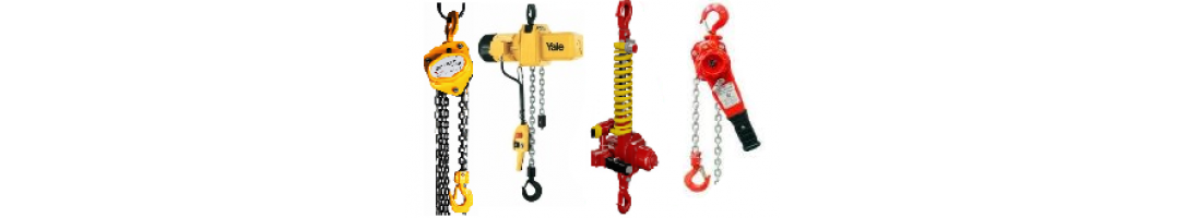 Hoists & Hoisting Equipment