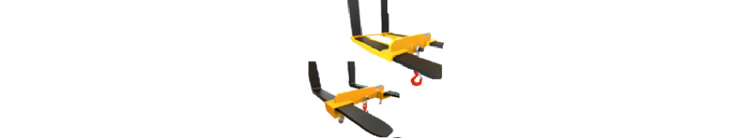 Forklift Hook Attachments
