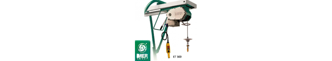 IMER Builders Hoists