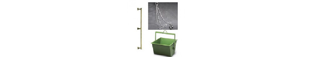 TEA Scaffold Hoist Accessories