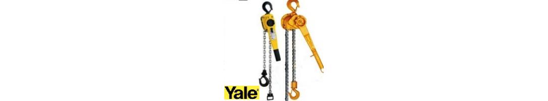 Yale Ratchet Lever Hoists