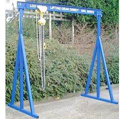 1000kg A-Frame Lifting Gantry