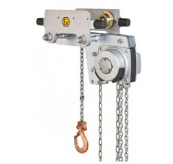 Yale ATEX YLLHP/G Low Headroom Chain Block