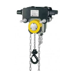 Yalelift 360 Chain Block with Integrated Trolley