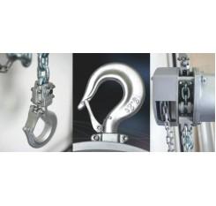 Hacketts Dual Speed Chain Hoist