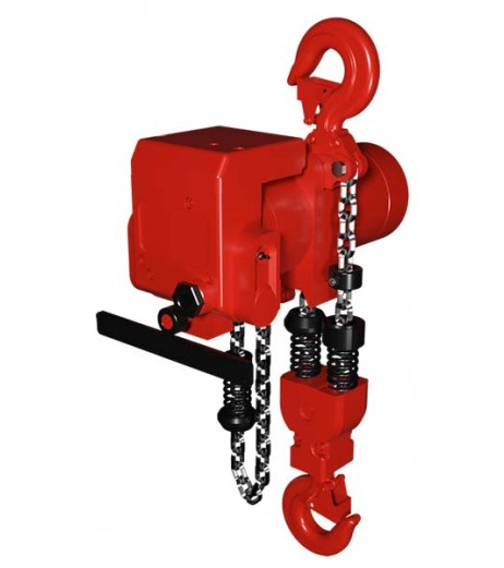 Red Rooster Pneumatic Chain Hoist TCR-500 & TCR-1000/2