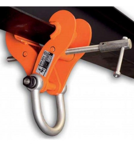 Hacketts Fixed Jaw Beam Clamp - WH-BC