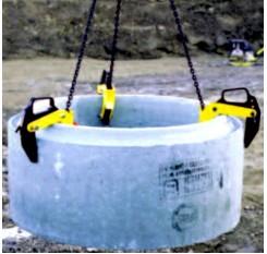 Camlok BTG Pipe Lifting Clamps