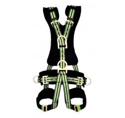 Kratos Fa 10 206 00 5 Point Comfort Full Body Harness