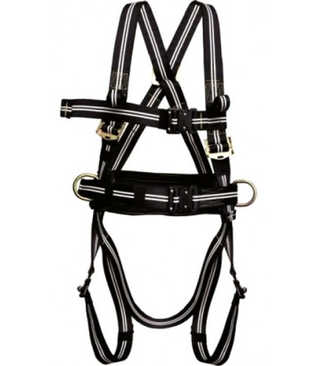 Kratos FA 10 211 00 4 Point Flame Resistant Body Harness