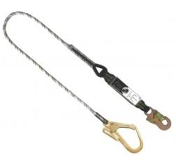 Kratos FA 30 503 15 Shock Absorbing Kernmantle Rope Lanyard