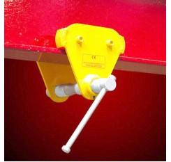 Riley Adjustable Push Travel Trolley