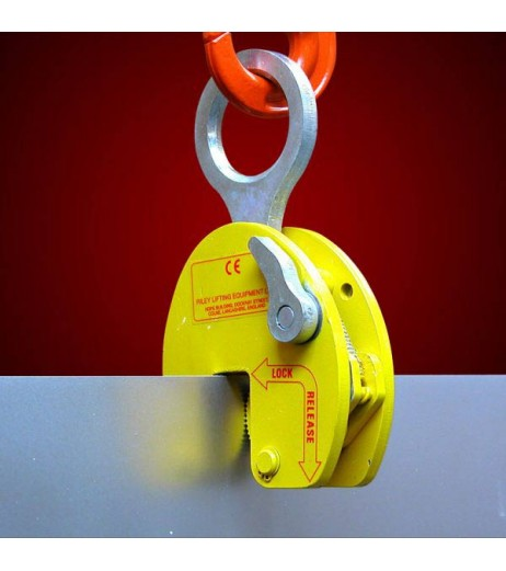 Riley PLC Superclamp Plate Clamp