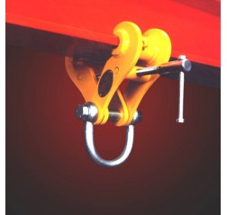 Riley Swivel Jaw Superclamp Adjusting Girder clamps