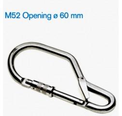 Tractel M52 Hook - sliding ring & retractable pawl