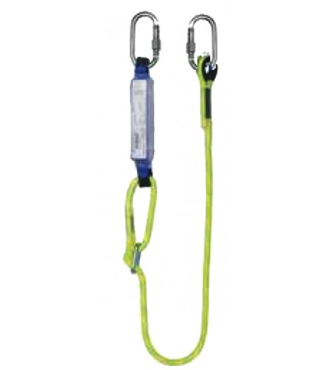 Yale CMHABMLB100-20 Adjustable fall arrest Rope lanyard