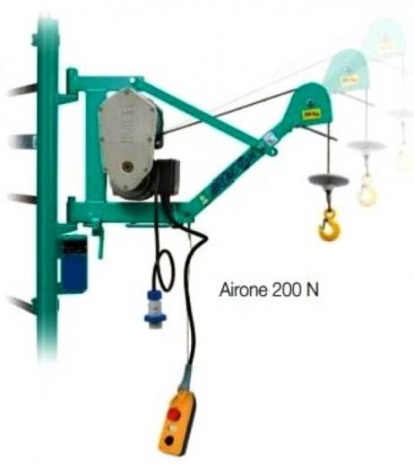 Imer Airone Builders Hoist / Stand Hoist