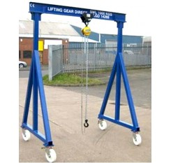 3000kg A-Frame Lifting Gantry