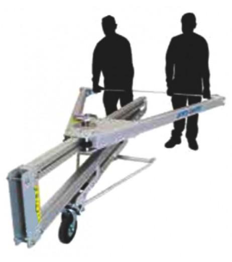 Custom Aluminium Gantry Systems