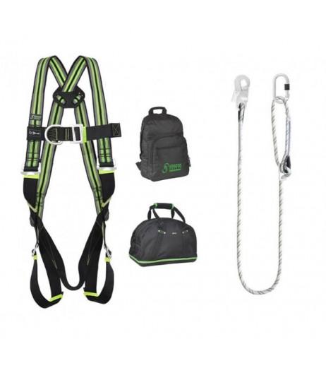 Adjustable Rope Restraint Harness Kit - 2 Point