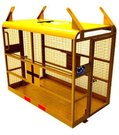 Rescue Safety Cage - Crane Slung - Contact FWP-CSG-HEF
