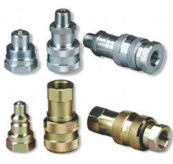 Hydraulic One Touch Couplers