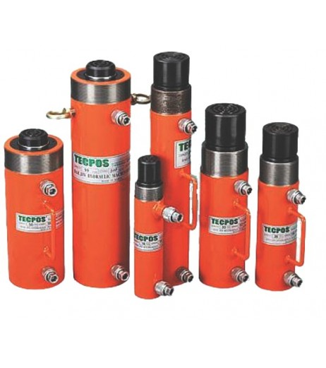 Double Acting Hydraulic Cylinders