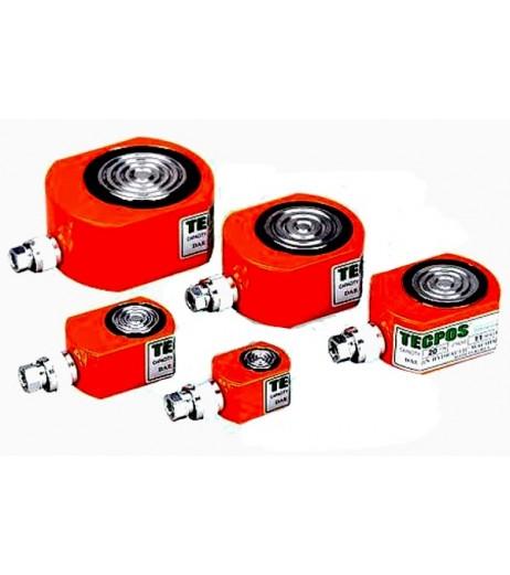 Hydraulic shorty cylinders
