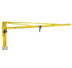 Donati Motorised Arm Swing Jib Crane MBE / CBE Series