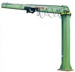 Donati 360 Electric Rotation Swing Jib Crane GBR Series