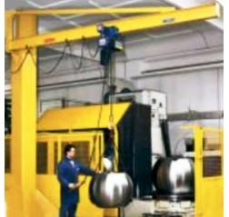 Donati Manually Rotated Jib Crane GBA / GBP Series