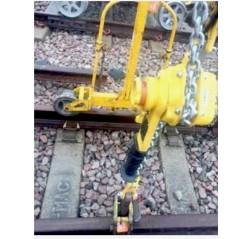 Rail Approved Lever Hoist