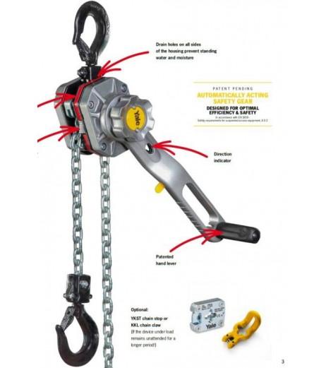Utility Lever Hoist - Yale UT