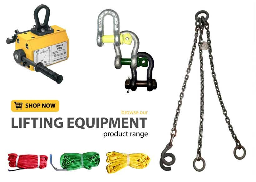 Lifting Equipment - Lifting Gear Direct