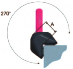 RUD VRBK Load Ring (edge attachment)
