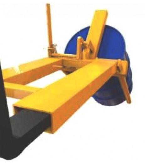 Forklift Drum Positioner Contact FDP