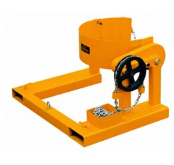 Fork Lift Drum Rotator Raptor HK285a