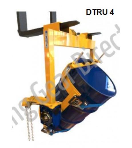 Fork or Crane Drum Tipper - Contact DTRU 3&4