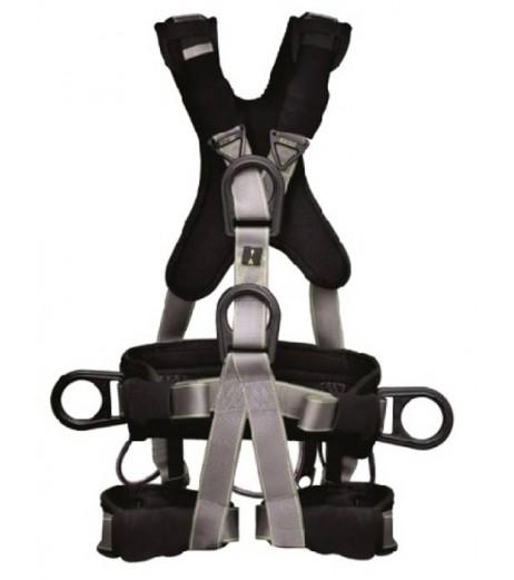 Kratos FA 10 210 00 5 Point Luxury Full Body Harness (wind mill)