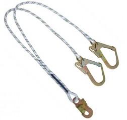 Kratos FA 40 600 15 'Y' Forked Kernmantle Rope Lanyard