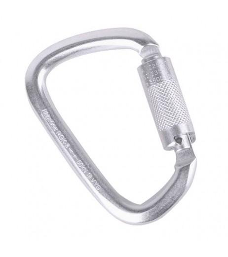 Ridgegear RGK3 Steel Twist Lock Karabiner