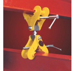 Riley Adjustable Double Ended Superclamp Monorail Clamp