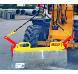 Topal BX Kerbstone Clamps