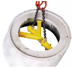 Topal SCX / CX Pipe Lifting Beam