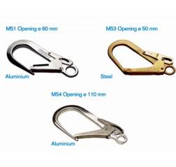 Tractel M51 M53 & M54 Double Trigger Hooks